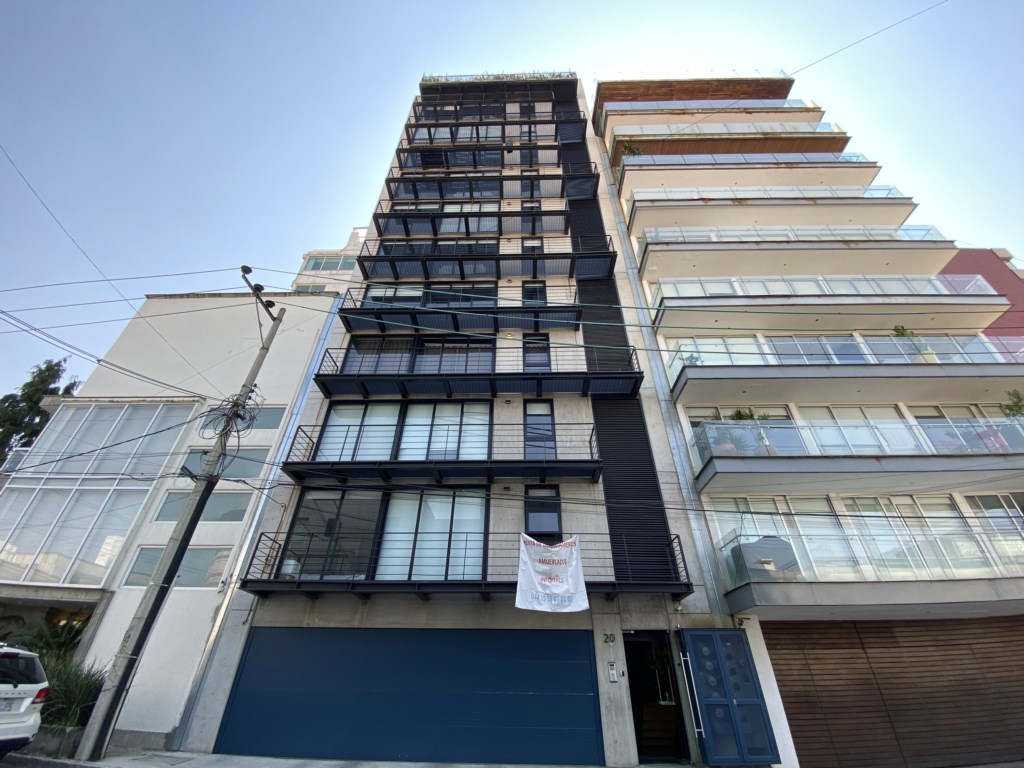 Ask for our long term rental apartments in the same building