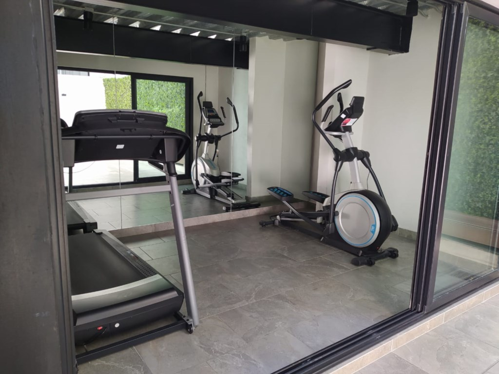 Cardio center for your morning workout
