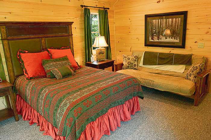 WS6 Upstairs King Bedroom