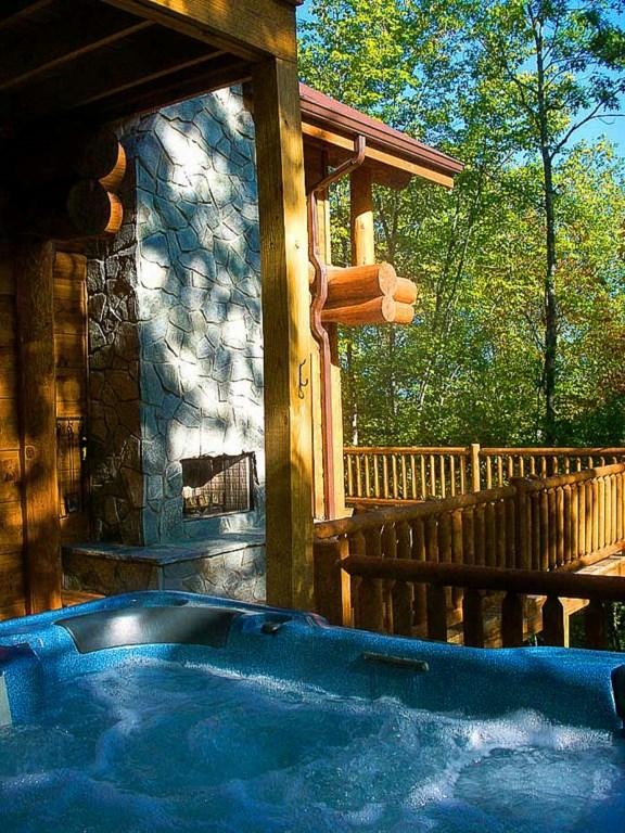 WS6 Hot Tub view