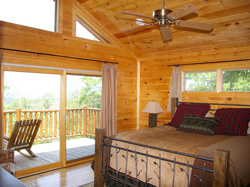 Watershed 9 Master Bedroom