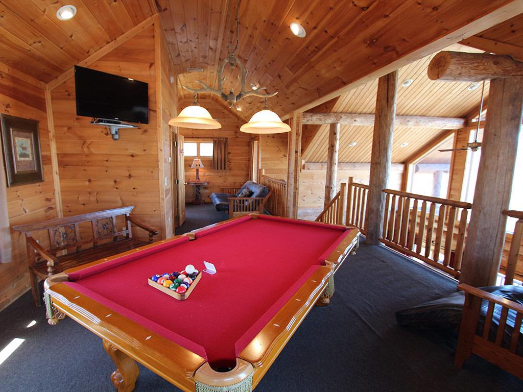 WS10 pool table
