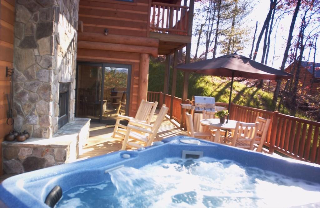 WS11 Hot tub