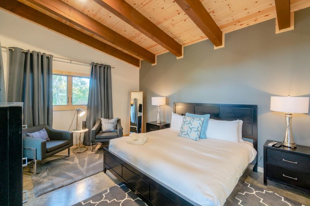 PointeD King bedroom