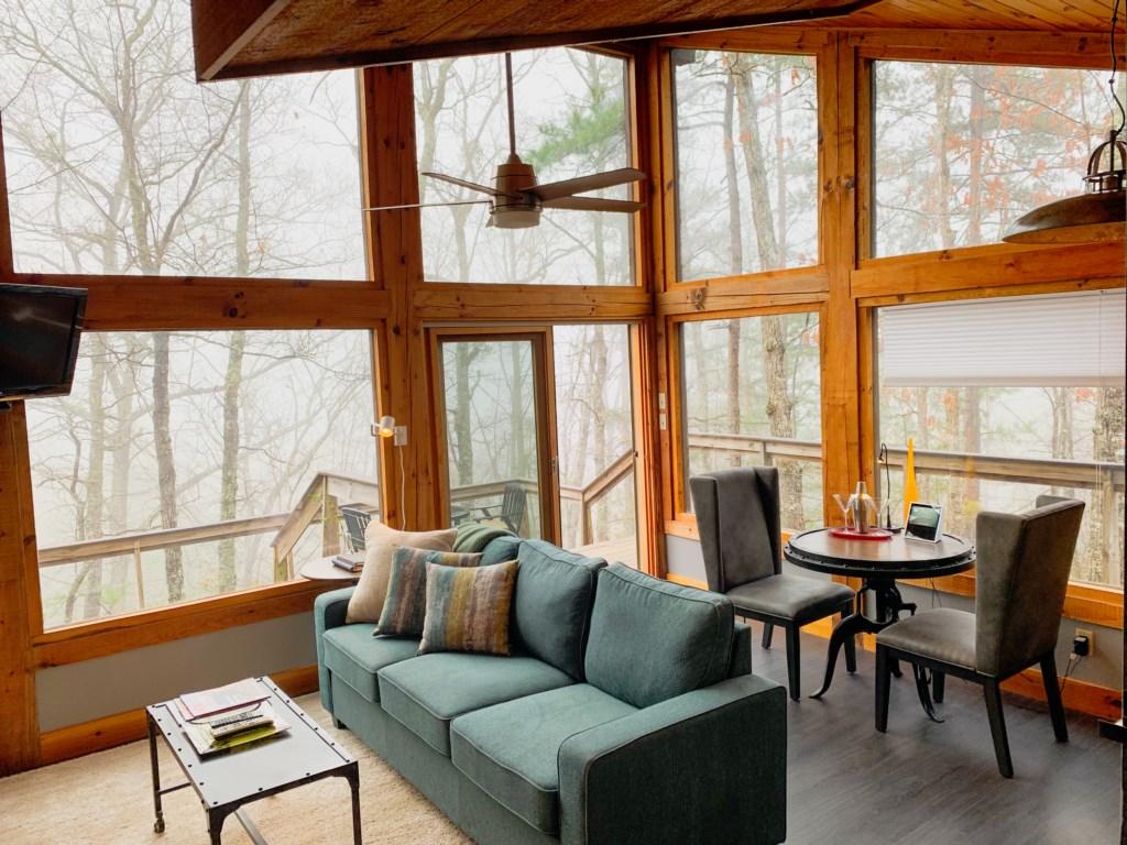 Loft 1 Living Room