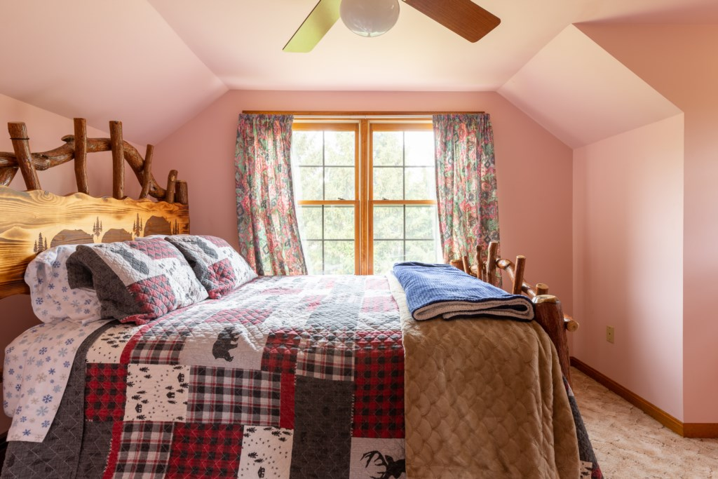 Bedroom 4. Upstairs.