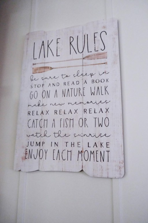 Relax, RELAX, relax and then go jump in the lake!