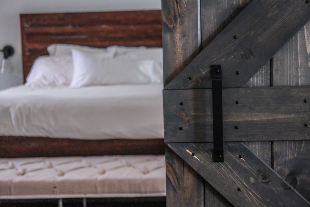 Newly renovated, with all of your favorite rustic hardware through out the house.