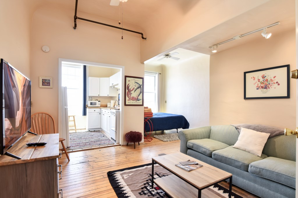 Spacious Apartment Great for Couples