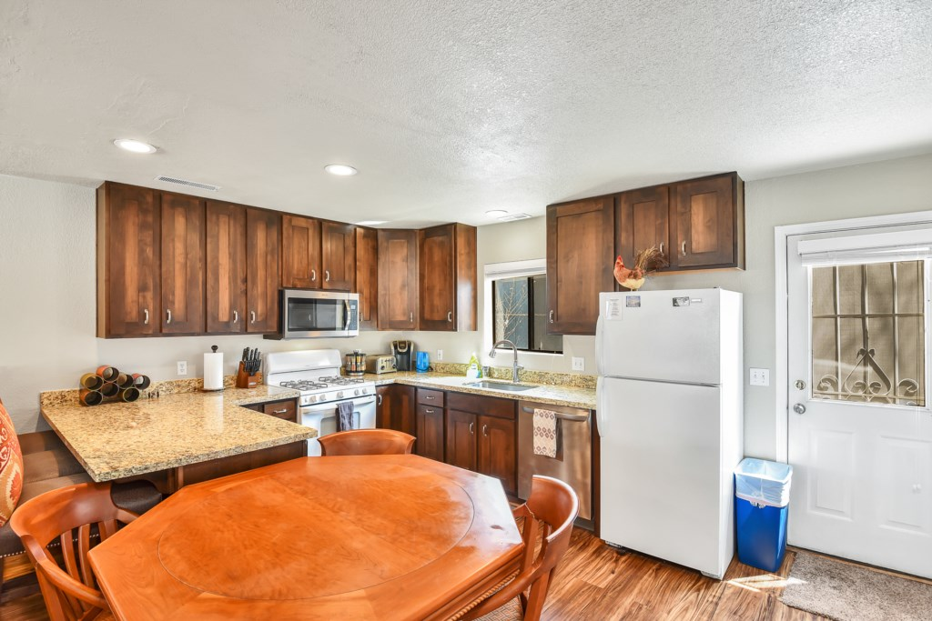 Beautiful Kitchen for Cooking Family Meals