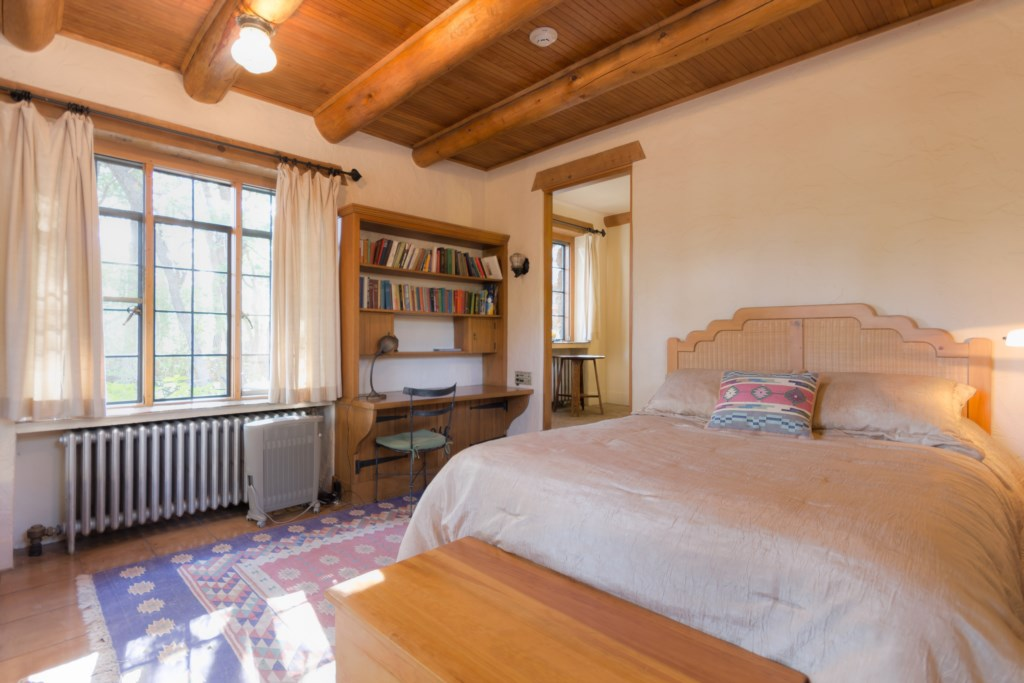Vaulted Wooden Ceilings and Nature Views from Every Room