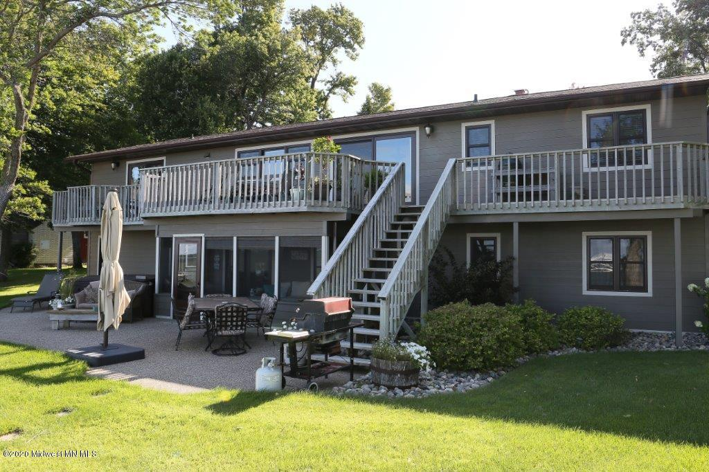 Professionally remodeled, open concept home with stunning sunset views.