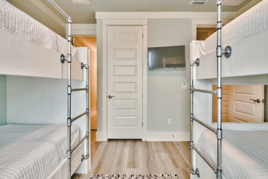 Unique and Custom Bunk Beds are ideal for large gatherings