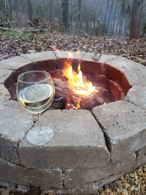 Make lasting memories around the firepit