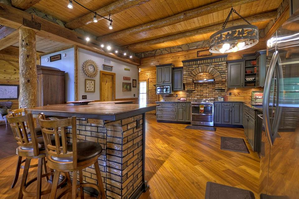 Be inspired in your gourmet kitchen whilst entertaining in this large open kitchen/dining space