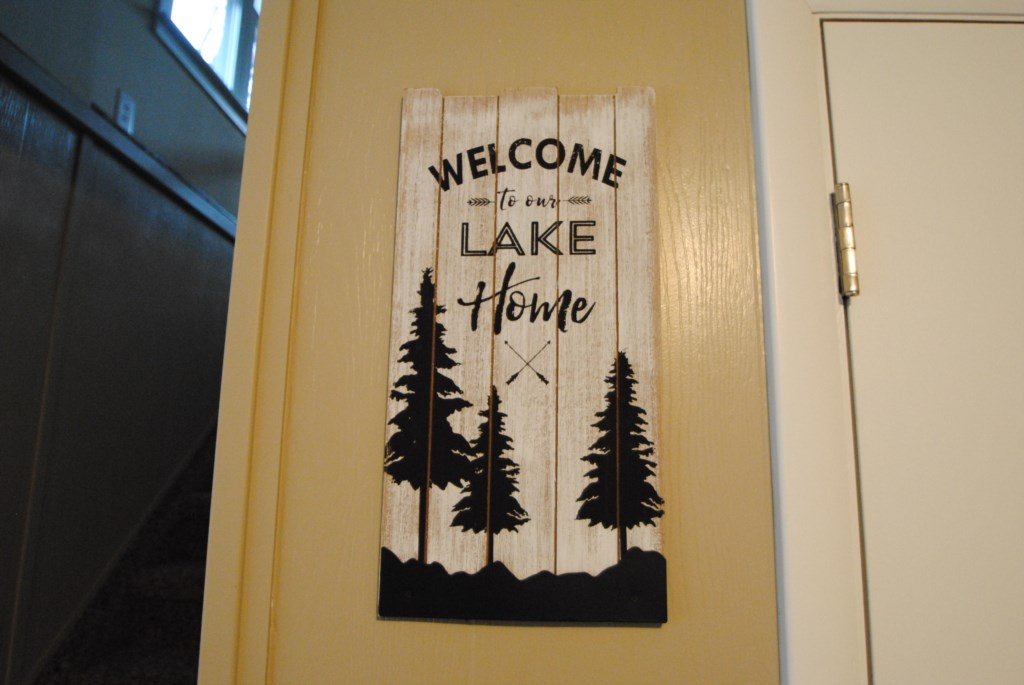 We hope you enjoy your stay here at Arrowhead Lake in the Poconos!