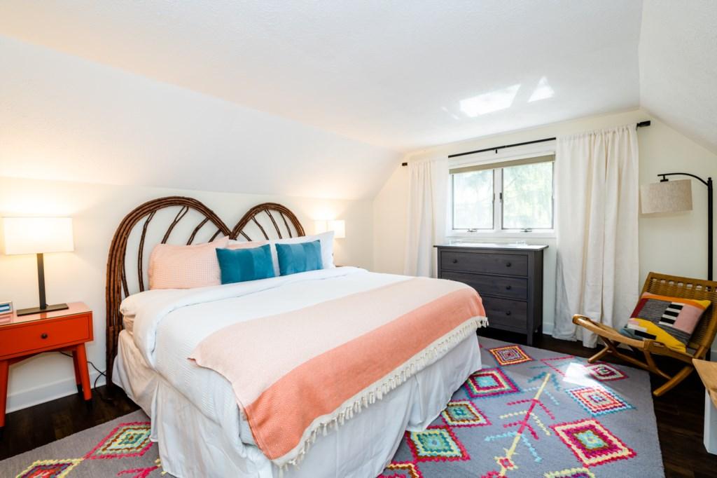 Bedroom #3 (second floor king)
