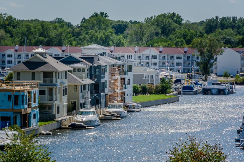 New Buffalo Harbor