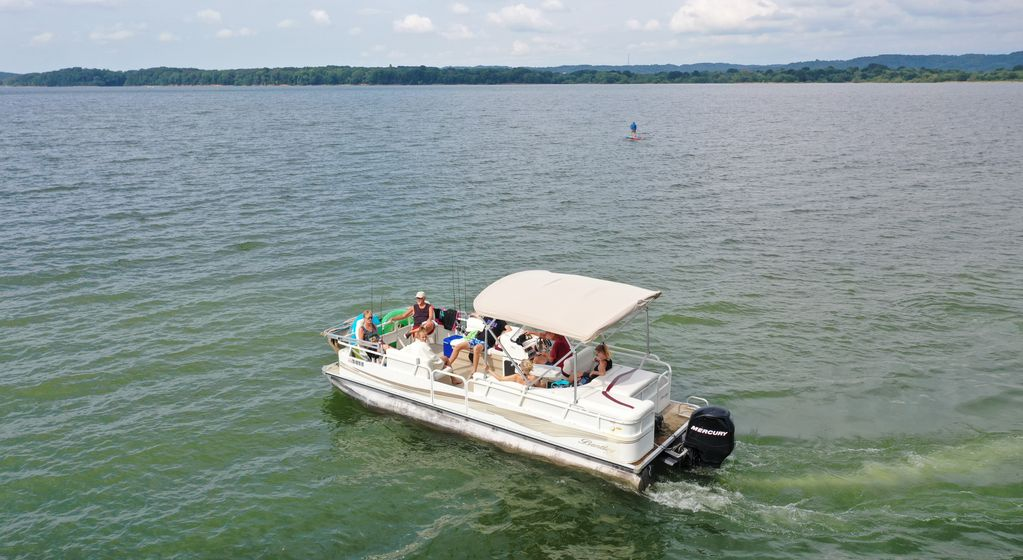 Load up the family and explore the beautiful Douglas Lake