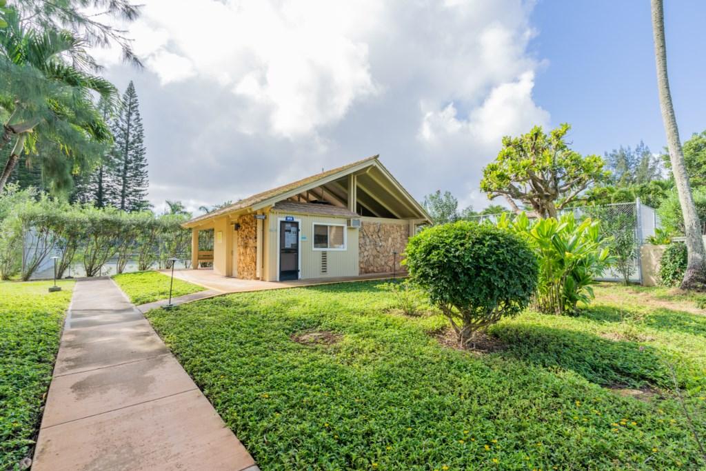 Club House / Resident Manger Office