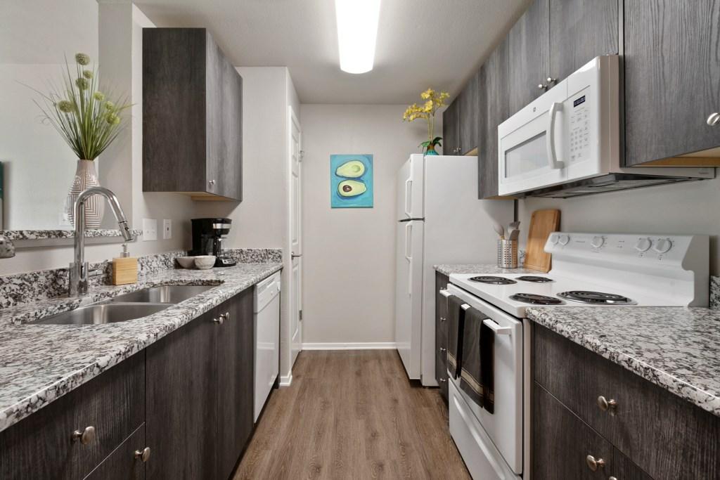 Kitchen Area Photo 4 of 6