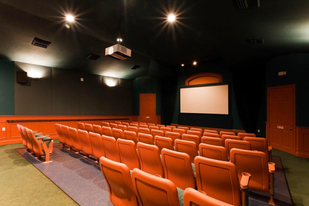 Windsor-Palms-Villas-Movie-Theater