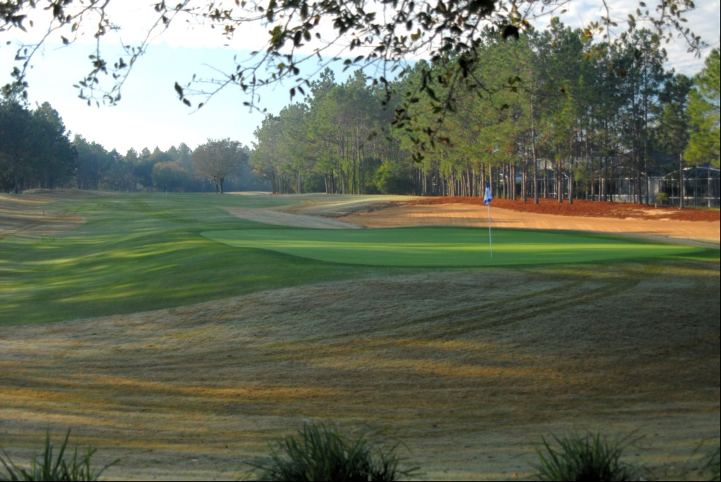 Highlands Reserve 18th Green