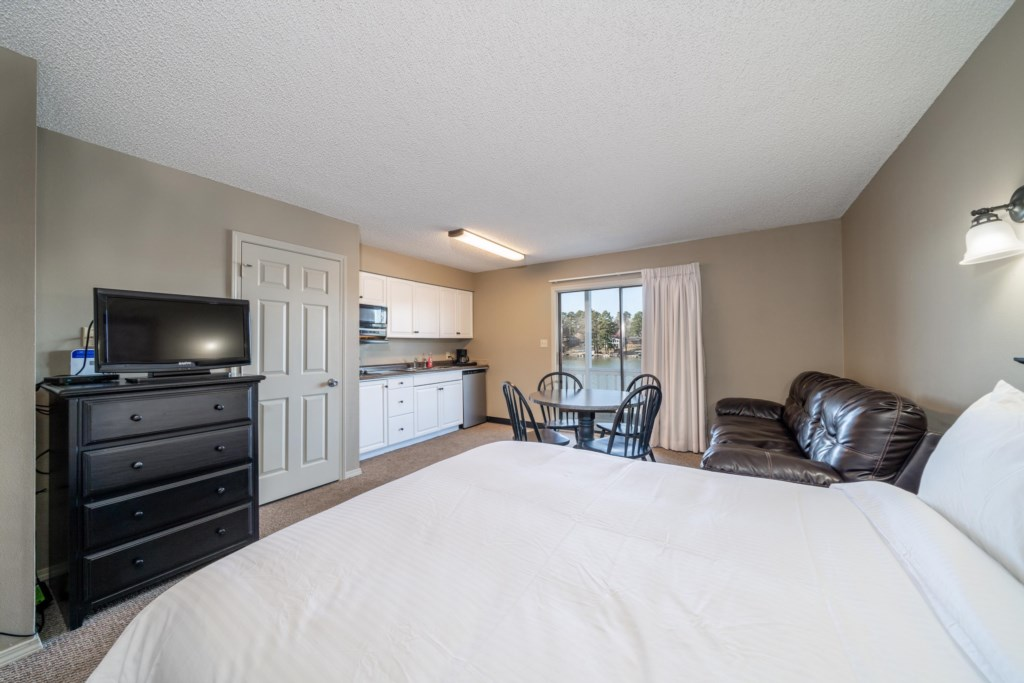 Ideal space and location for a small family