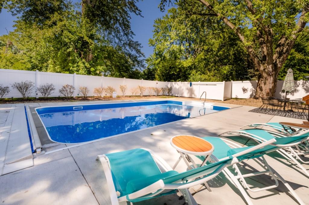 Outdoor Heated Pool!