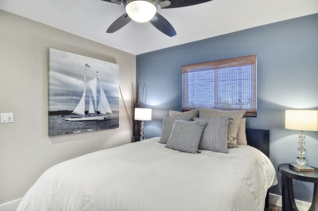 Newport beach vacation rental Court B bedroom