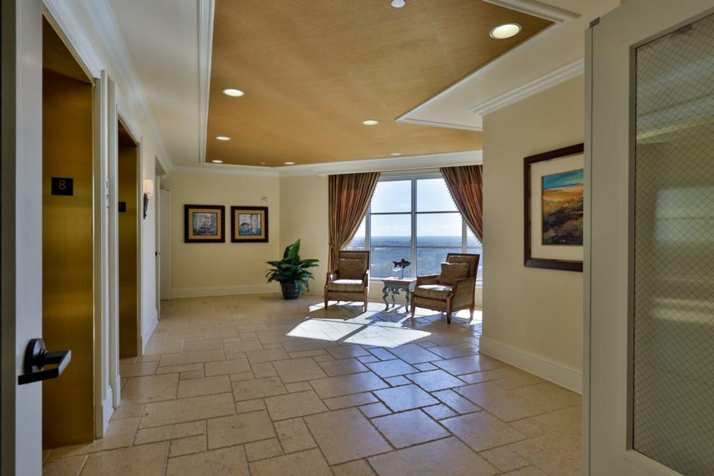 Lobby On 8th Floor