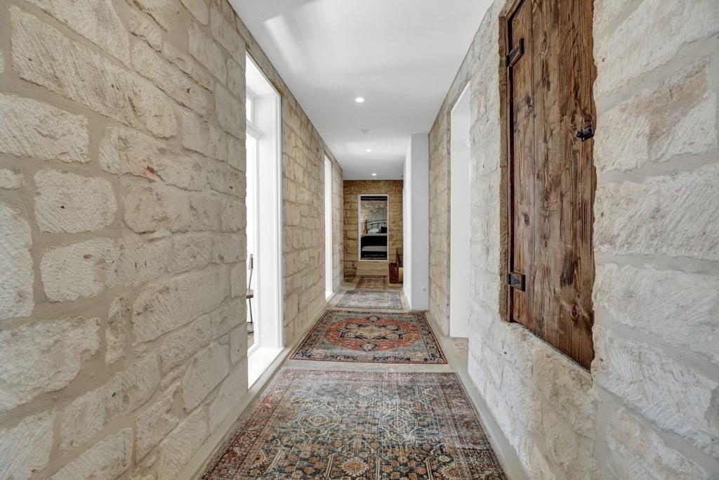 Front House Indoor Hallway