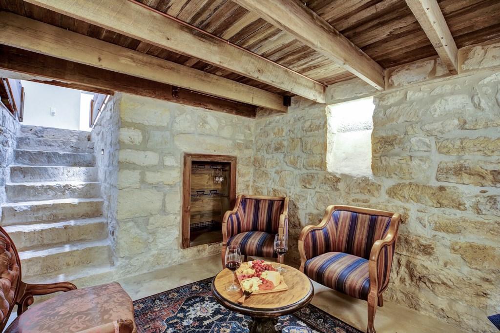 Indoor Wine Cellar Photo 2 of 2