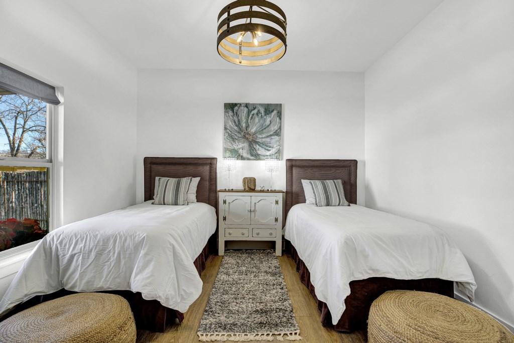 Back House Guest Bedroom 3