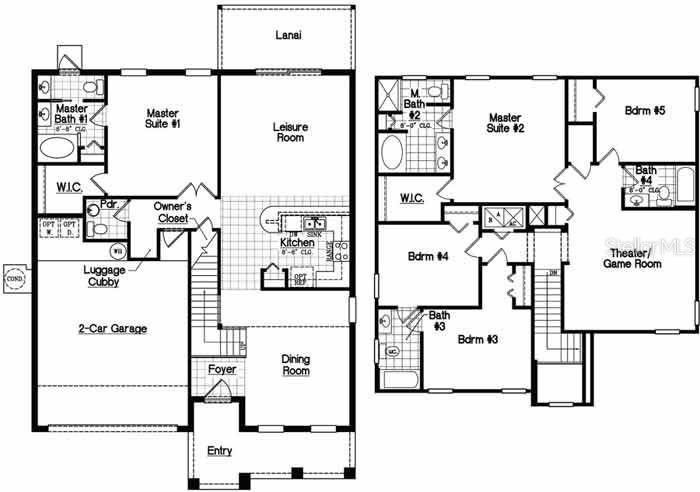 Floor Plan of this home!