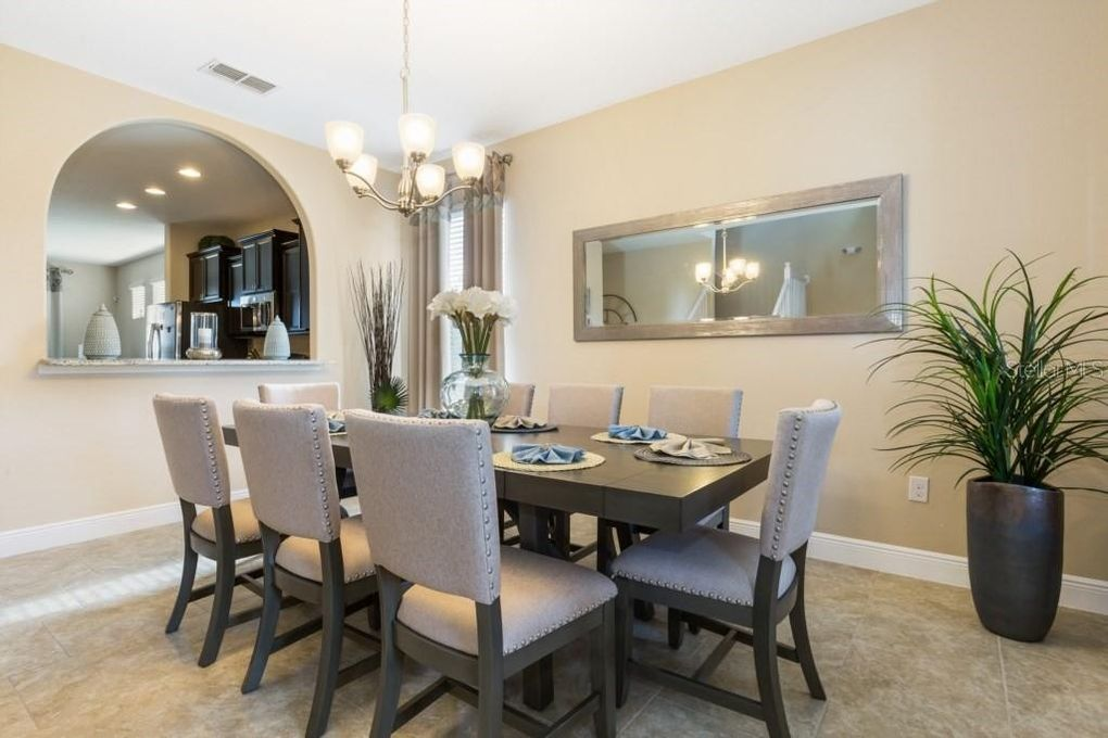 Gather around this large, comfortable table with your family & friends! Make meals & memories to last a lifetime!