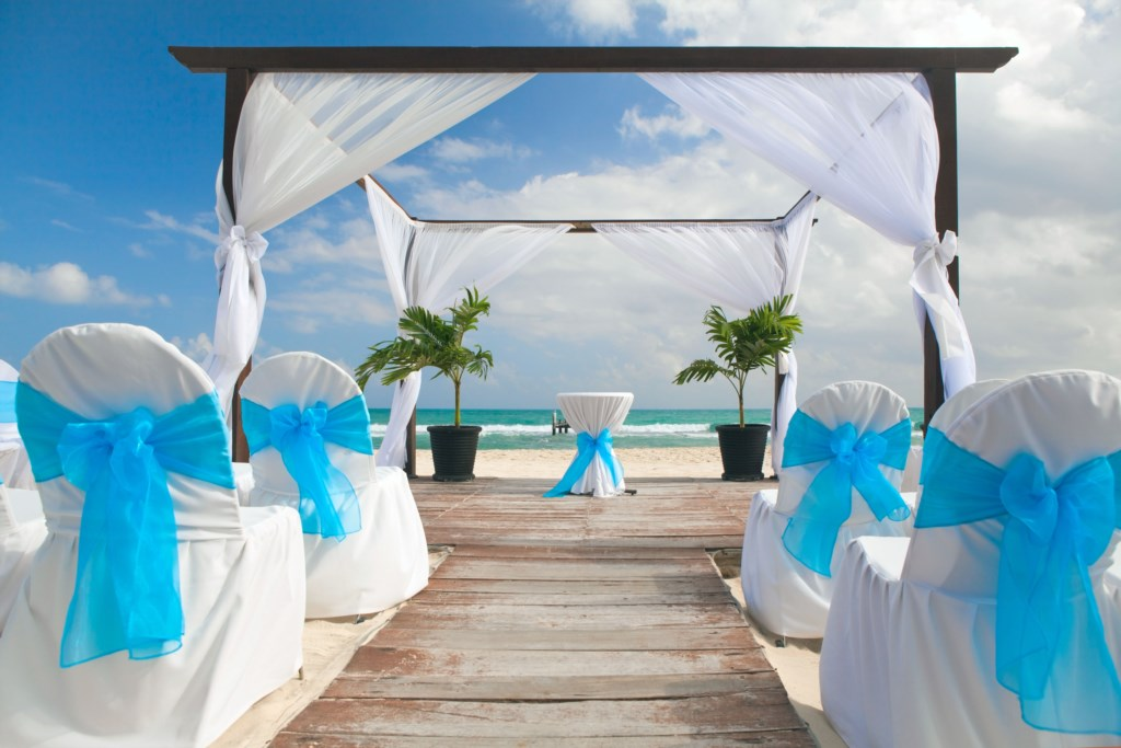 Perfect Spot For Beach Weddings