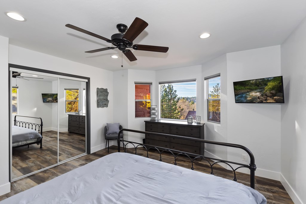 Main Level King Bedroom #2