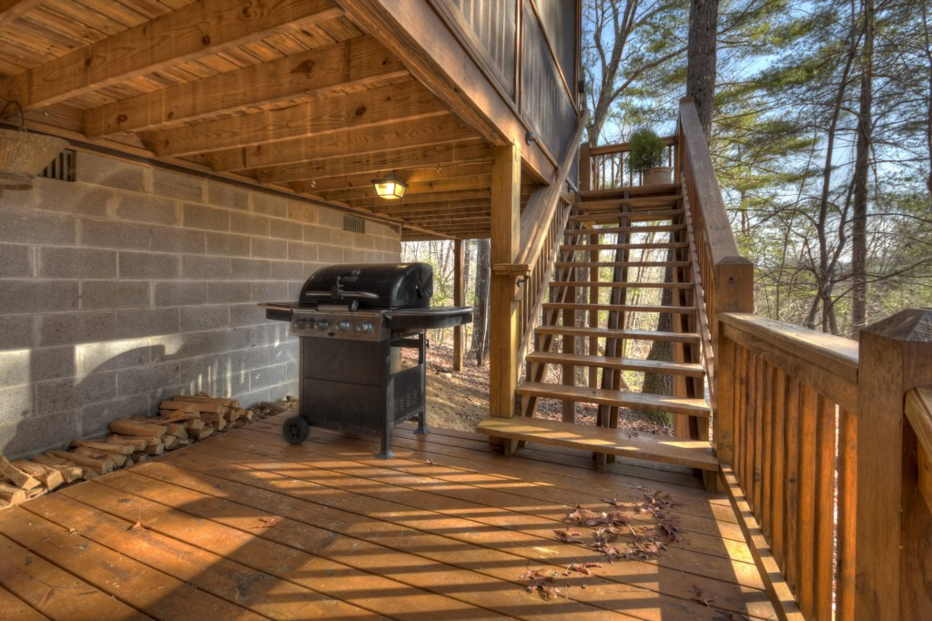 Cook up your favorite food on the BBQ and enjoy outdoor living