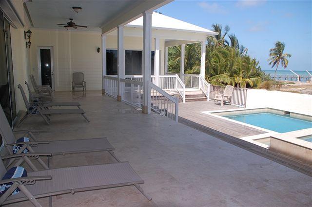 Turtle-Nest-Estate-Rear-Deck-Florida-Keys-Luxury-Rentals