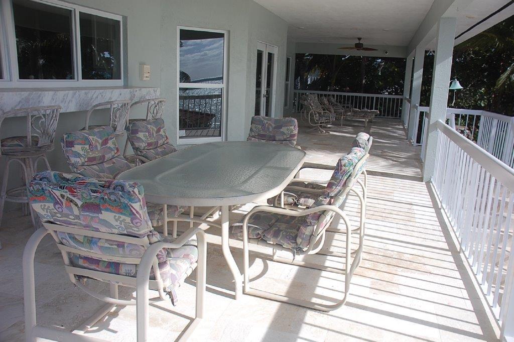 Serenity-Vacation-Home-Patio-Deck-Florida-Keys-Luxury-Rentals