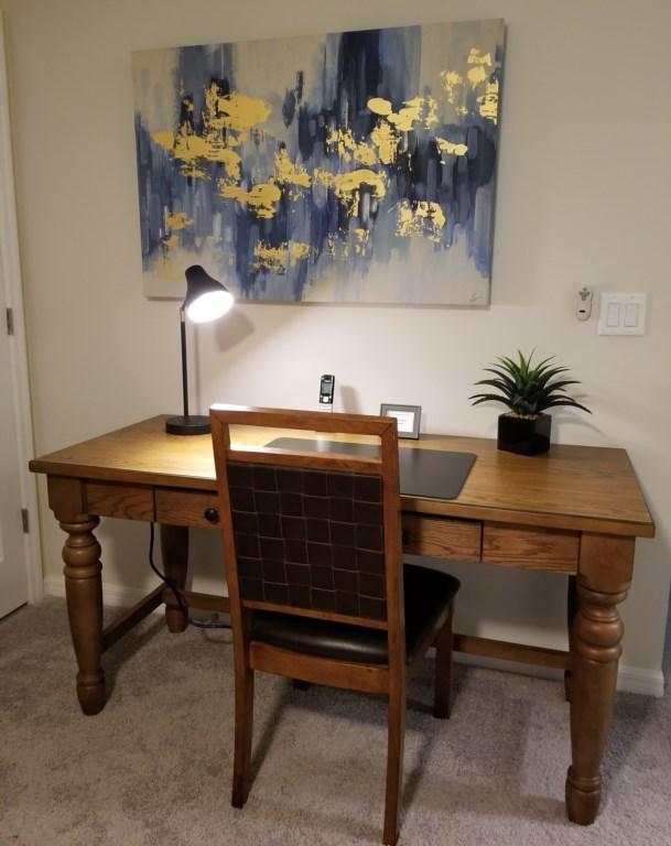 Desk in Loft