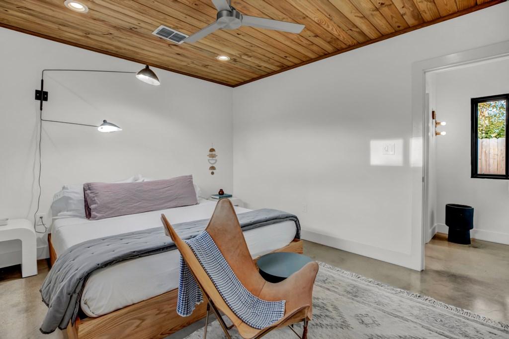 Back Cottage Bedroom