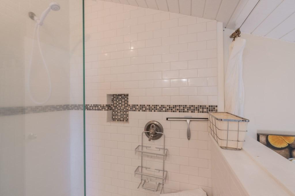 Loft Bathroom Shower