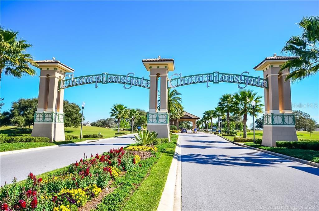Champion's Gate