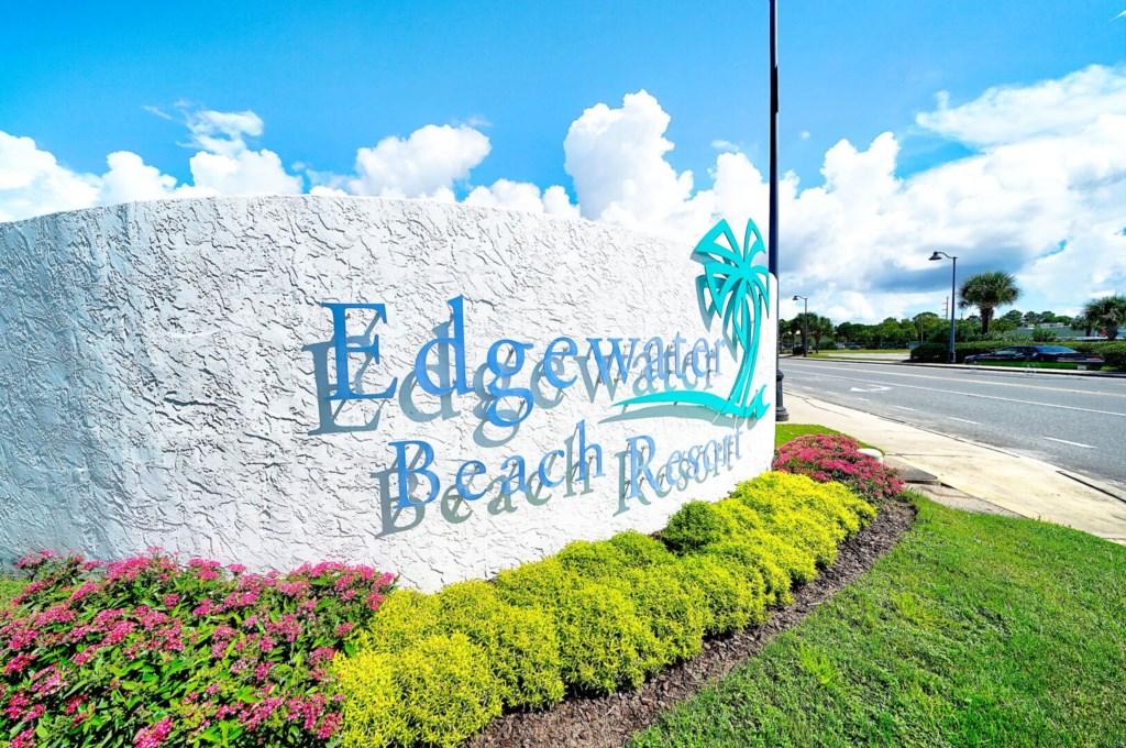 Edgewater Villa:  3 Bedroom / 3 Bath unit, Sleeps 10 - NOT A GULF FRONT UNIT