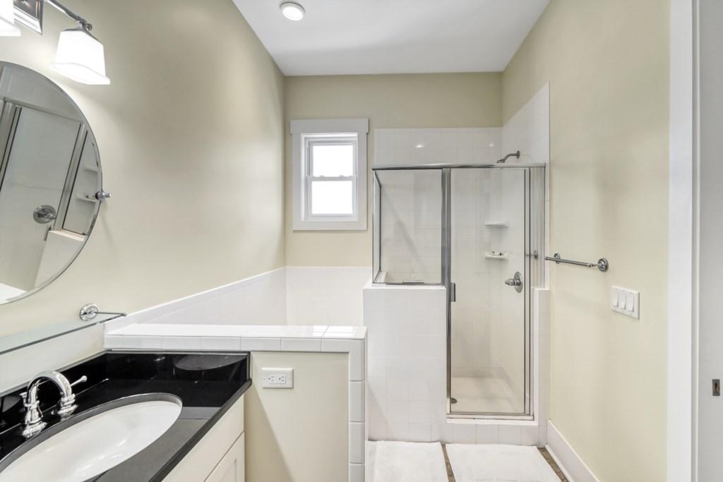 Attached Master Bath