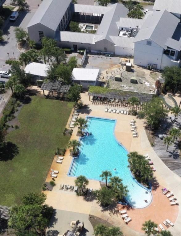 Resort Inspired Community Pool