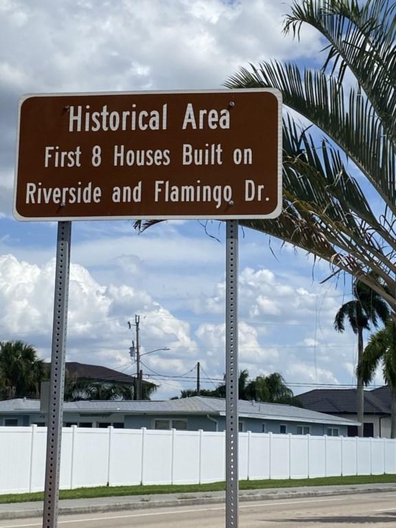 Cape Coral Historical Area