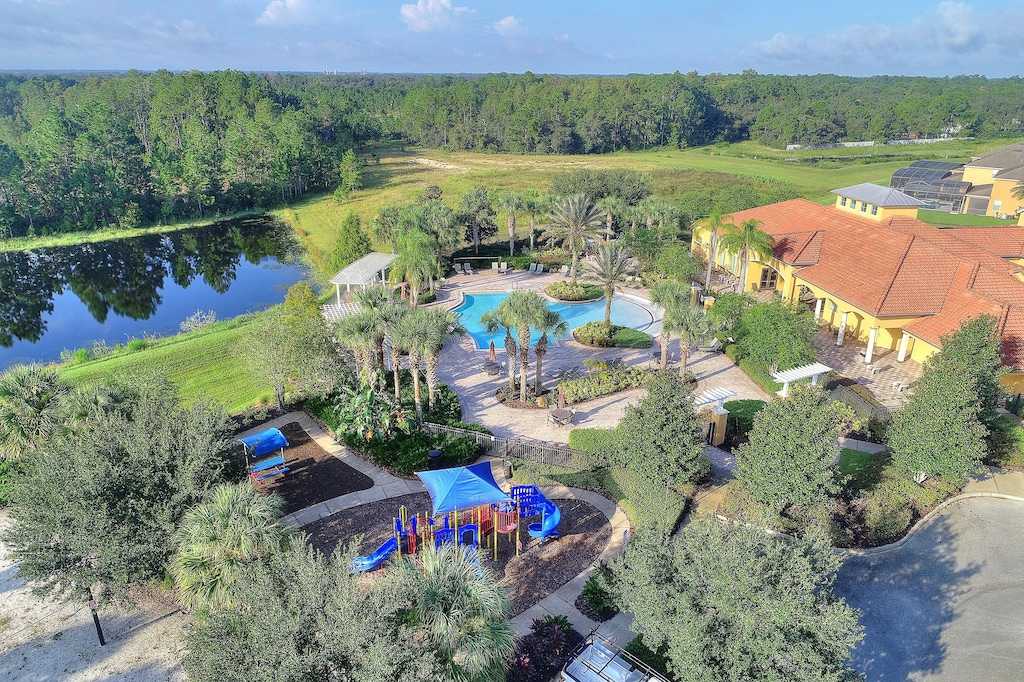 WaterSong Resort features 46 acres of paradise